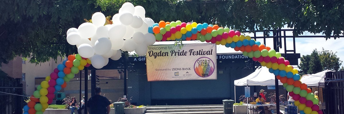 The 2nd Annual Ogden Pride Festival ...