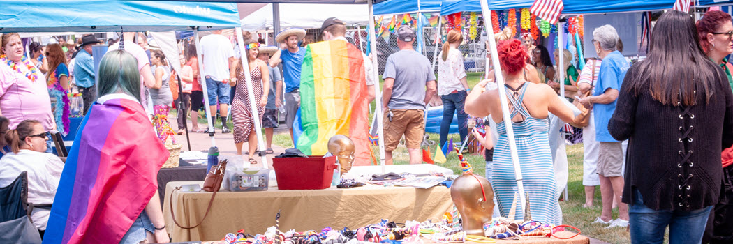 Check out our pictures from the 4th annual Ogden Pride Festival!